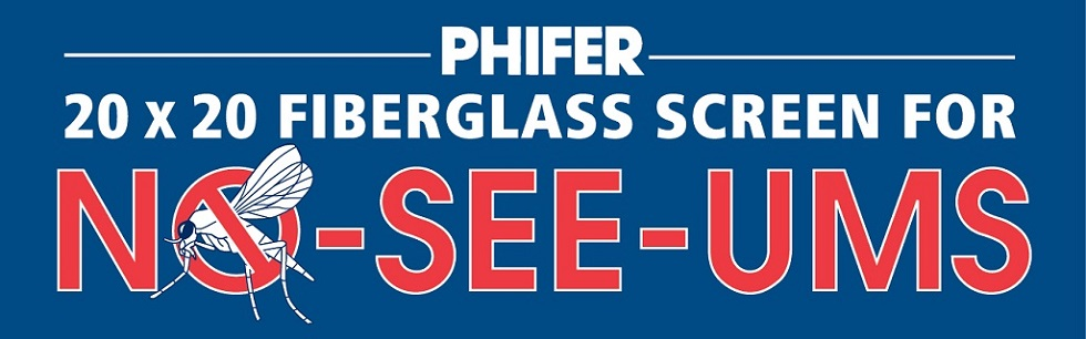 Phifer No-See-Um Screen